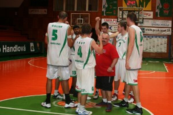 Ďalším súperom handlovských basketbalistov bude Banská Bystrica a Opava.
