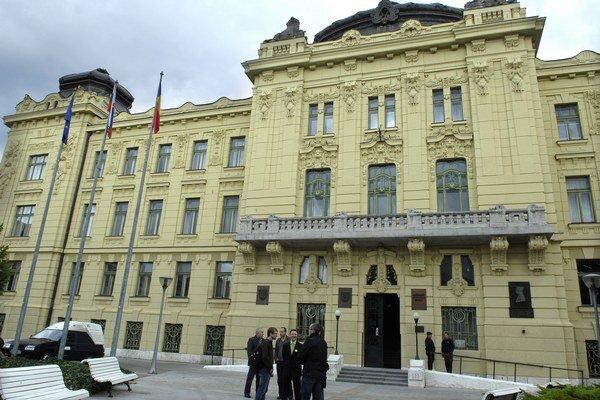 Úrad KSK hospodáril v prvom polroku 2016 s prebytkom.