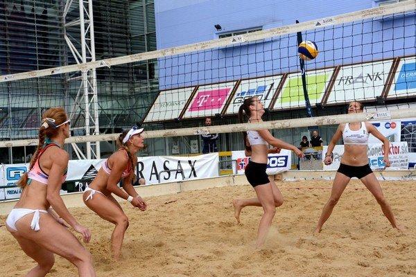 Plážový volejbal. Predstavia sa top východniari.