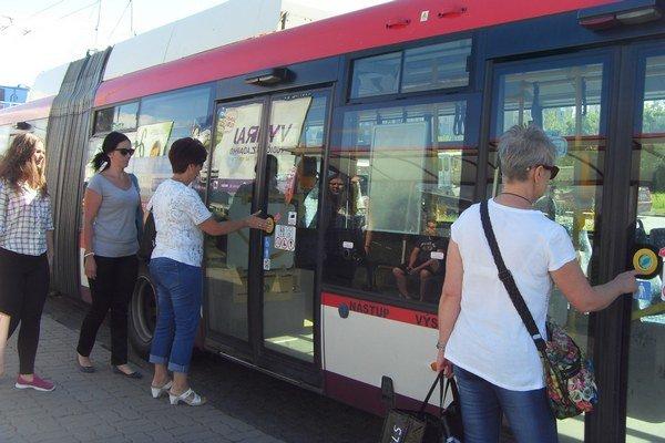Na budúci rok pribudnú nové trolejbusy.