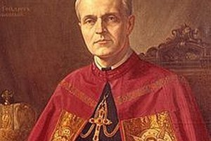 Gréckokatolícky biskup Pavol Peter Gojdič dostal od komunistického súdu doživotie.