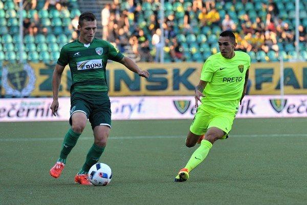 Prešov nemal vŽiline nárok. Nováčik prehral upopredného fortunaligového celku hladko 0:4.