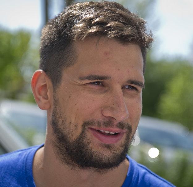 Tomáš Klobučník.