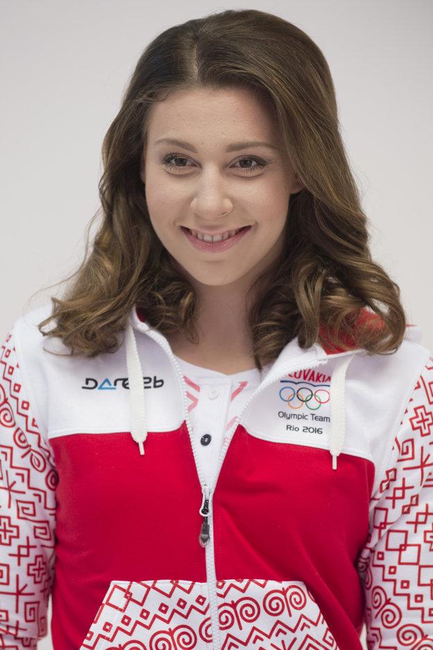Barbora Mokošová.