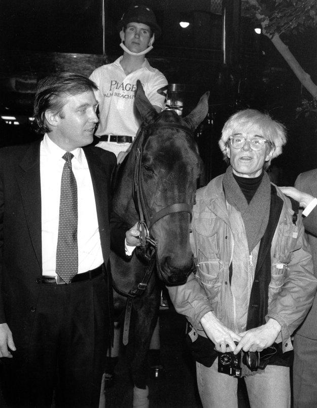 S Donaldom Trumpom