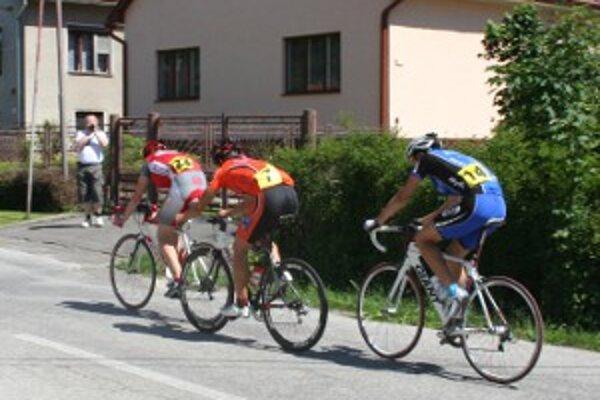 Hlavné kategórie patrili banskobystrickým cyklistom.
