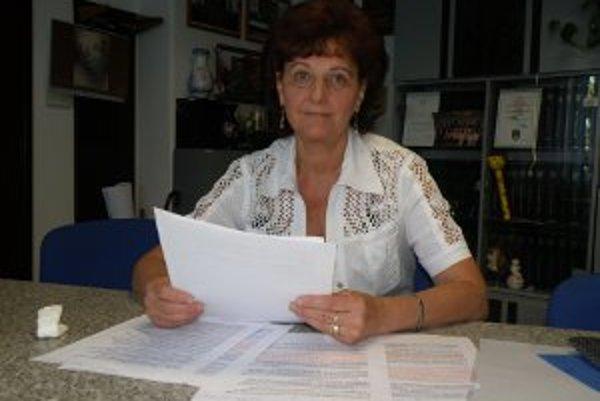 Helena Kovačová už nie je starostkou Zemianskych Kostolian.
