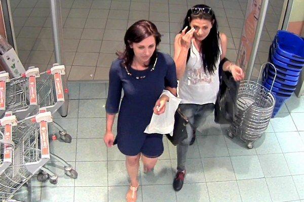 Tieto ženy by mohli polícii pomôcť objasniť krádež.