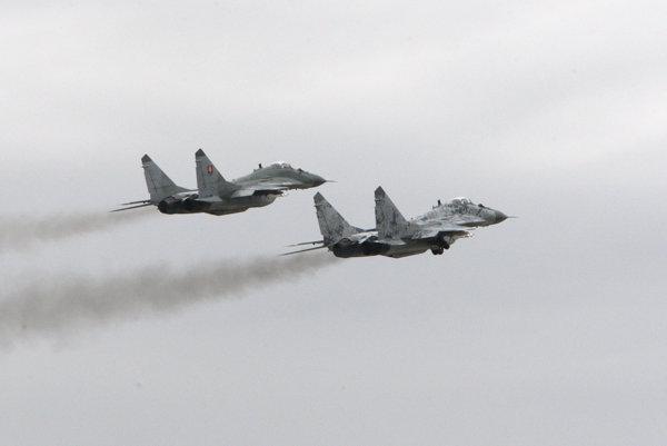 Slovenské MiG-29.