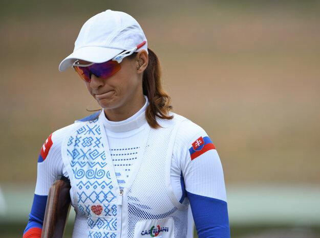 Danka Barteková neobháji bronzovú medailu z Londýna. V kvalifikácii predviedla svoj najhorší tohtosezónny výkon.