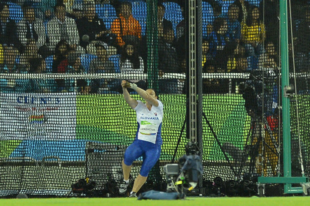 Martina Hrašnová dávala do svojich pokusov všetko. No na postup to nestačilo.