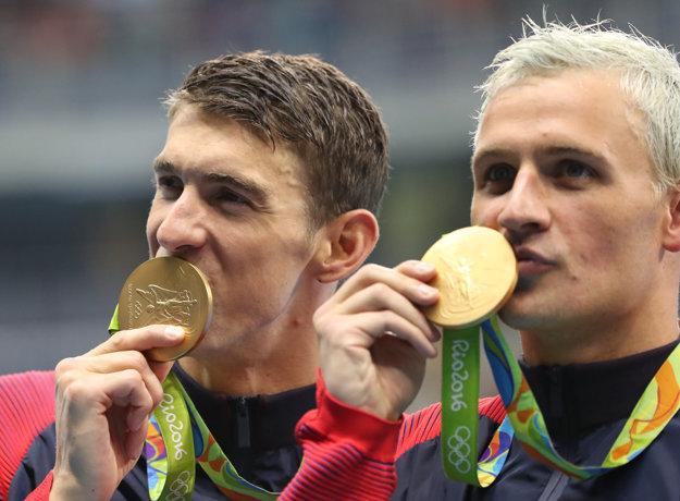 Lochte bol v Riu súčasťou úspešnej americkej štafety. Medailí z olympiád má už 12. V súčasnosti sa o ňom ale hovorí inak, ako s obdivom.