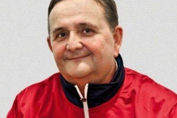 Manažér komárňanských volejbalistov ladislav Ferencz