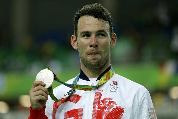 Cavendish získal prvú medailu z Olympijských hier