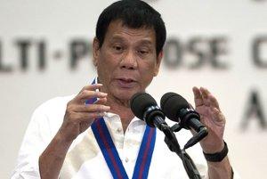 Ste hlupáci. Filipínsky prezident hrozí EÚ, ak bude tlačiť na zrušenie trestu smrti