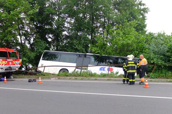 K nehode došlo ešte na začiatku júna.