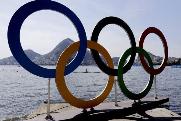 Olympiáda v Riu - ilustračná fotografia.