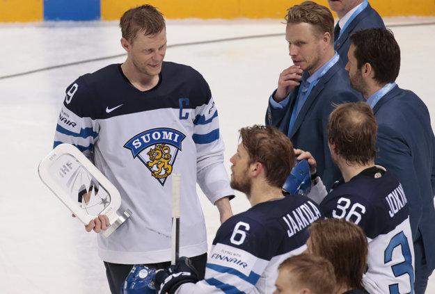 Skúsený Fín sa ako vodca úspešnej reprezentácie osvedčil.