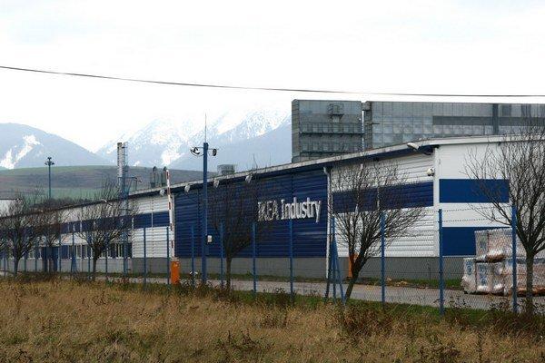 O zamestnanie príde 130 ľudí od administratívy po výrobu.