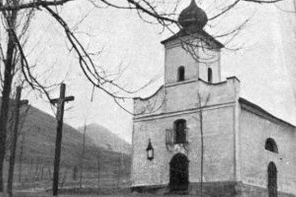 Kostolík Povýšenia svätého Kríža od svojho vybudovania v roku 1858 niekoľkokrát pozmenil svoj vzhľad.