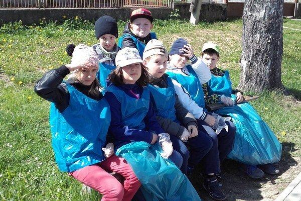Deti v Jamníku ho pozdravili rôznymi aktivitami.