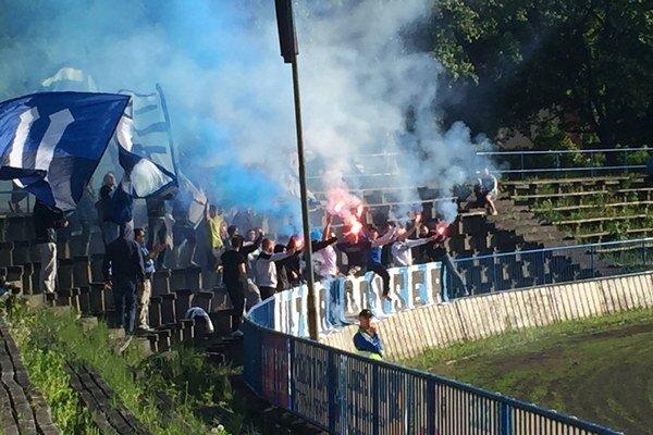 Fanklub v Martine.