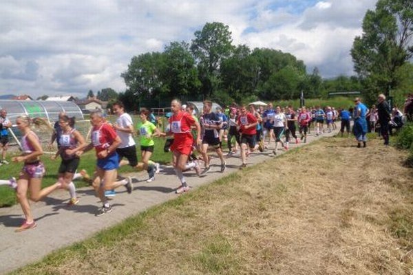 Známych pretekov Ondrašovská horička sa tento rok zúčastnilo rekordných 264 pretekárov.