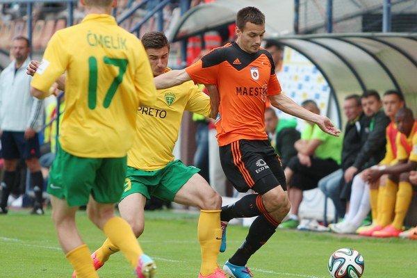 Medzi stálice MFK patrí 25-ročný futbalista Andrej Lovás