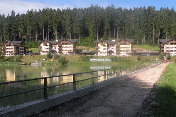 Vlani investovalo mesto do priehrady viac ako 170-tisíc eur.