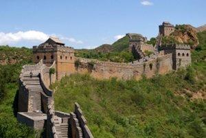 Súčasné odhady dĺžky Čínskeho múru sa pohybujú medzi 9 000 a 21 000 kilometrov.