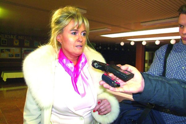 Renátu Kolenčíkovú odvolali z funkcie šéfky klubu Smeru v Nitre.