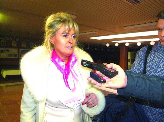 Renáta Kolenčíková je mestskou aj krajskou poslankyňou. V Smere bola šestnásť rokov.