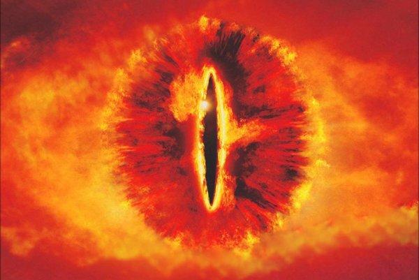 Sauronove oko.