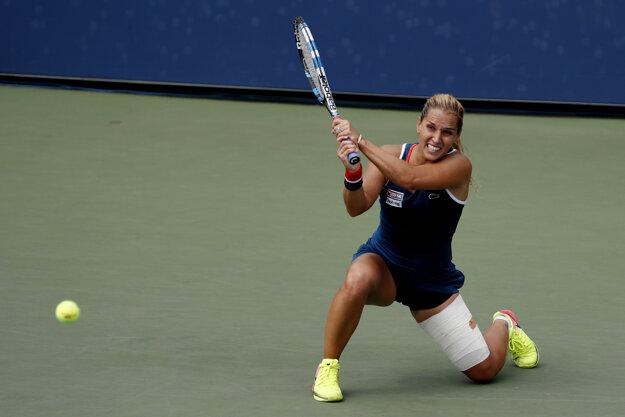 Dominika Cibulková tvrdí, že práve zranenie ju nakoplo.