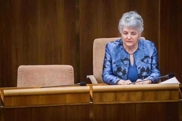 O tom, či pôjde šéfka Najvyššieho súdu Daniela Švecová do dôchodku teraz alebo až po skončení funkčného obdobia, rozhodne Súdna rada a prezident.