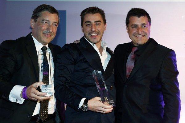 Ocenenú reštauráciu El Celler de Can Roca vlastní trojica bratov Rocovcov.