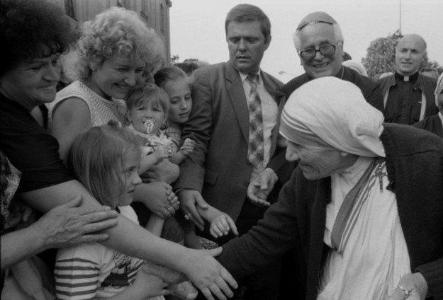 Viacerí Kysučania sa stretli so ženou, ktorá dnes vyhlásia za svätú.