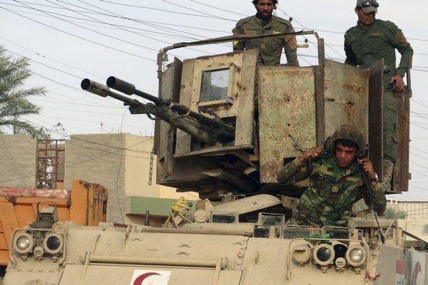 Dobytie Ramádí 17. mája bolo najväčším bojovým úspechom IS v Iraku za posledný takmer rok.