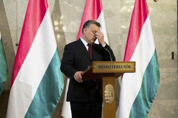 Orbán sa nechce uchádzať o post prezidenta v roku 2018.