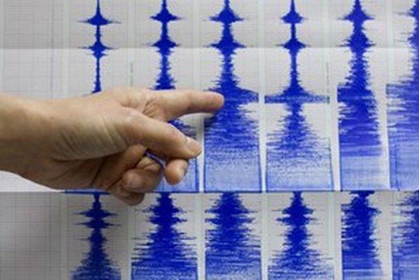 Zemetrasenie s magnitúdom 5,4 zasiahlo v piatok americký štát Nevada.