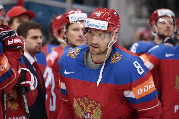 Ovečkin prisľúbil účasť na OH aj v prípade, ak to NHL hráčom nedovolí.