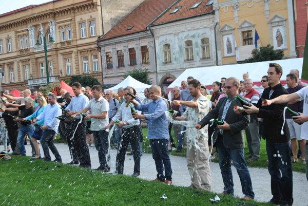 Na prešovskom festivale sa už tradične pokúšajú o rôzne rekordy.