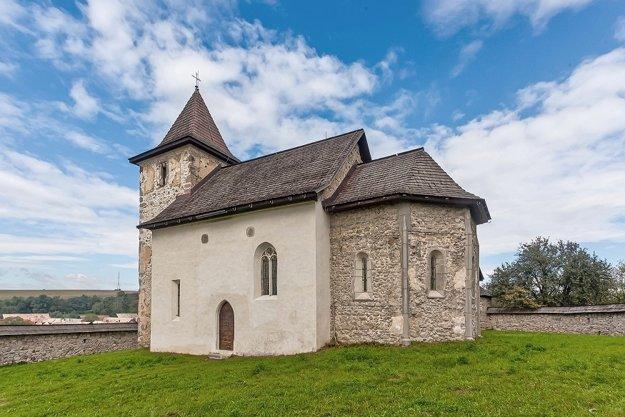 kostolík v Zolnej
