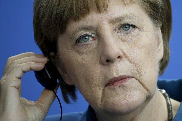 Merkelovú odpočúvala NSA. Jej tajná služba mala neskôr v odpočúvaní Američanom pomáhať.