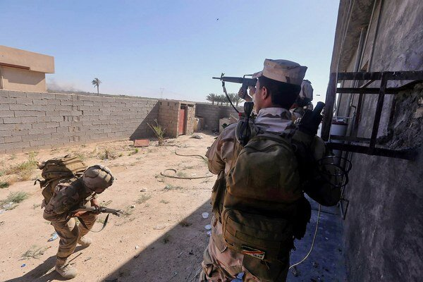 Irackým bezpečnostných silám sa údajne podarilo zabiť jedného z vplyvných poľných veliteľov extrémistickej organizácie Islamský štát.