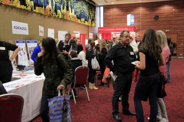 Podujatie nadviaže na predchádzajúce ročníky veľtrhu Práca a kariéra.