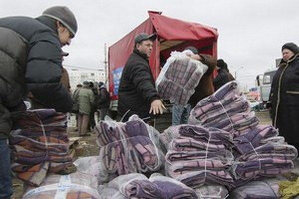 Povstalci na východe Ukrajiny zatvorili operačnú základňu humanitárnej skupiny so sídlom v New Yorku.