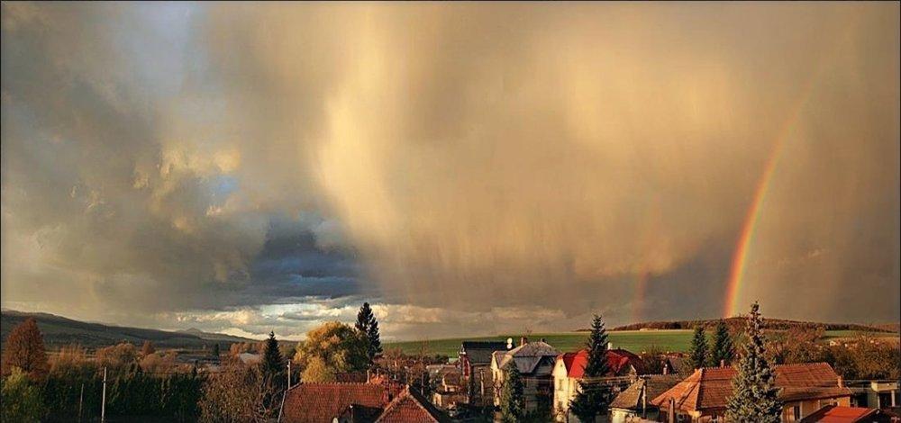 Keď pršia mraky