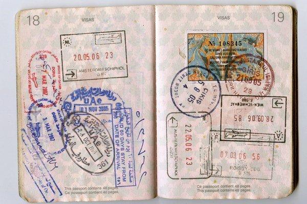 Sen každého cestovateľa? Určite nie libérijský pas. A ani slovenský.