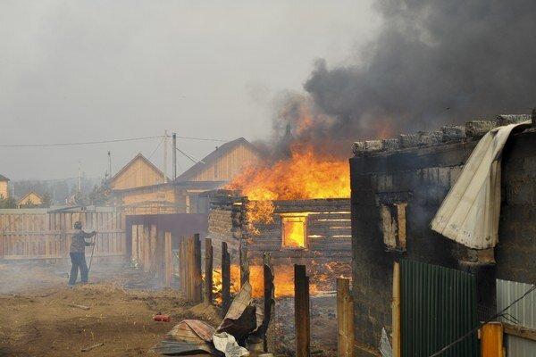 Obnova požiarom zničených domov bude trvať šesť mesiacov.